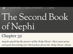 "Read the Book of Mormon 2 Nephi 32 - Promptings From the Holy Ghost Are the Words of Christ. LINK: http://www.lds.org/scriptures/bofm/2-ne/32?lang=eng  Do we truly realize of what we are capable when we receive the Holy Ghost? What does it mean to ""speak with the tongue of angels""? Are the promptings of the Holy Ghost considered to be the ""words of Christ""? Can we understand something if we do not ask or knock? Is this record limited by our lack of asking and knocking?"