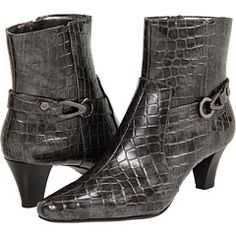 OMG - WANT WANT WANT (Anne Klein grey croco)