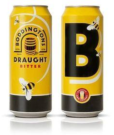 Packaging / boddington, — Designspiration