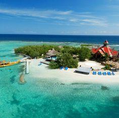 Honeymoon! Sandals Resort,  Montego Bay, Jamaica
