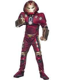 Age of Ultron Adult Hulkbuster Iron Man Costume