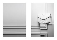 Plumasserie de Haute-Façon  Maxime Leroy, co-founder of the luxury House SACCO BARET based in Paris.