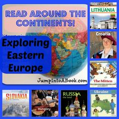 Read Around The Continents/Exploring Eastern Europe