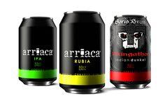 La lata irrumpe con fuerza en el mundo de la cerveza artesanal - Más en http://www.infopack.es/la-lata-irrumpe-con-fuerza-en-el-mundo-de-la-cerveza-artesanal/materiales-de-envases/1273