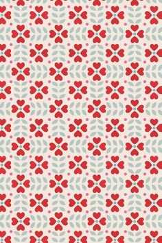 Caroline Bourles | My Textile Design USe a simple repeat format to structure enormous florals on a bedspread.