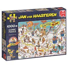 Intertoys_NL - Intertoys speelboek 2016 - Jumbo Jan van Haasteren puzzel…