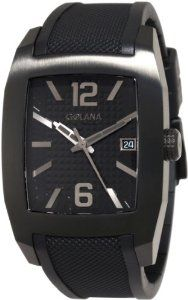 Golana Swiss Men's TE310-1 Terra Pro 300 Stainless Steel Black PVD Coated Watch Golana Swiss. $222.75. Date. Stainless steel case. Quartz movement. Water-resistant to 33 feet (10 M). Case diameter: 38 mm. Save 55%!