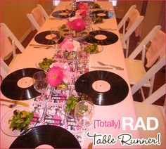 pretty in pink-inspired baby shower. adorable.