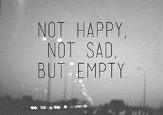 not empty