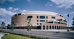 Chesapeake Center in Oklahoma City. Home of the OKC Thunder. Oh The Places You'll Go, Places To Travel, Chesapeake Energy Arena, Oklahoma City, Temples, Thunder, Opera House, Nba, To Go