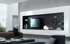 Regolo Wall Unit System from Jesse Chicago
