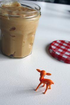 confiture de lait sur le blog : www.teaetconfettis.com