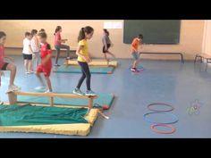 Equilibrio y control postural: juegos