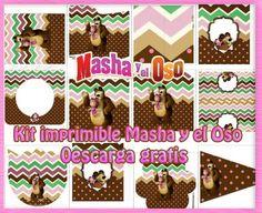 Masha-y-el-Oso-kits-para-imprimir-gratis-imprimibles-de-masha-y-el-oso-decoracion-masha-y-oso-banderines-etiquetas-stickers-masha-y-oso-etiquetas.jpg (602×490)