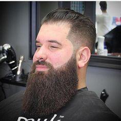 The Long Coif,long beards styles for men