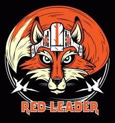 Red Leader - BustedTees - Image 0