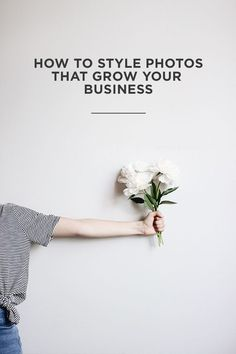 how to style photos