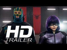 Kick-Ass 2 Comic Con Red Band Official Trailer - Aaron Johnson, Chloe Mo...