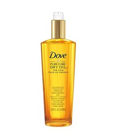 Dove Pure Care Dry Oil Nourishing Treatment, $12.99 , The 7 Best Beauty Products Launching in January