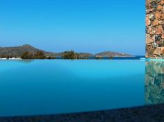 Elounda Palm - Crete Greece Hotels, Crete, Palm, Water, Outdoor, Gripe Water, Outdoors, Outdoor Games, The Great Outdoors