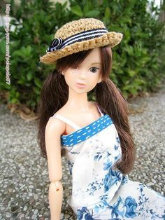 helloblythe <Title>EARLY SPRING MARINA Bitter Brown Ver.
