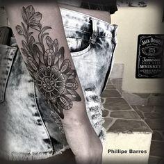 Cobertura / Cover up por : Phillipe Barros Preto e cinza  Black and gray RJ Rio de Janeiro  portrait  retrato tattoo tatuagem realismo realism art arte artistic  artista draw desenho painting pintura illustration color colorida estúdio rio de janeiro norway artist world  Instagram: https://www.instagram.com/phillipe_barros/ Facebook: https://www.facebook.com/phillipe.barros.79 fanpage: https://www.facebook.com/phillipebarrosarte/?fref=ts pinterest…