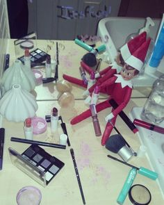 Make up elf!