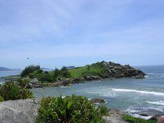 Matadeiro Beach, in Florianópolis, SC, Brazil.