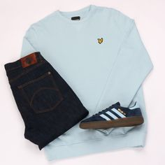 Check out these fresh sweatshirts from a range of great brands. Perfect paired with some denims or cords and pair of fresh trainers. Available in sizes with great prices across the range. Shop these and more via the link to the website. Football Casual Clothing, Football Casuals, Casual Clothes, Boy Outfits, Casual Outfits, Fila Vintage, Sergio Tacchini, Casual Styles, Football Fans