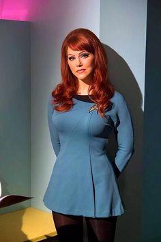 Dr. Elise MacKennah, Star Trek Continues.