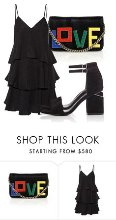 """Untitled #3781"" by beatrizvilar on Polyvore featuring Les Petits Joueurs, Paul & Joe and Alexander Wang"