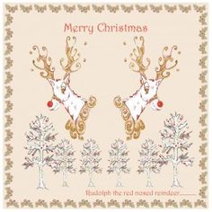 Do you need a Christmas card? Take a look at Claire Louise Greetings Cards. www.clairelouise.eu