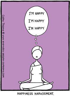 Happiness Cartoon
