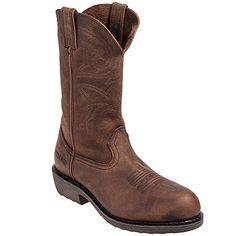 Durango Boots DB003 Mens Composite Toe EH Farm And Ranch Cowboy Boots