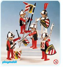 Playmobil soldats/soldiers (3291-A)