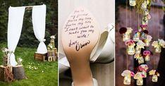 17 pyssliga detaljer som gör bröllopsfesten till något alldeles extra | Land