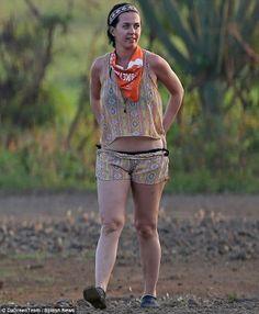 Katy Perry, au naturale...