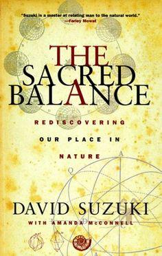 David suzuki sacred balance amazon
