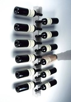 Etagère à bouteilles  WEINRACK by michael rösing  Radius Design