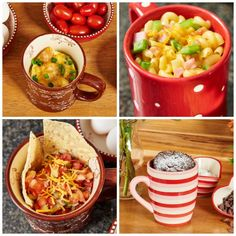temp-tations® by Tara: Easy Meals in Mugs