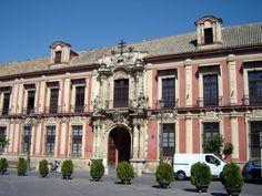 Palacio Arzobispal Seville ***Robert Bovington http://bovington-posts.blogspot.com.es/