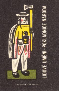Czechoslovakian matchbox label https://flic.kr/p/JsbqET | matchvintest118