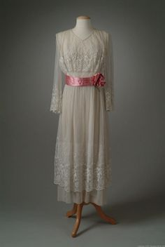 Dress  1919  The Meadow Brook Hall Historic Costume Collection