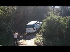 On a game drive in South Africa, going up a incline in the Mercedes See if you can see the exhaust flame at Tyres are Michelin L. 4x4, Youtube, Ideas, Thoughts