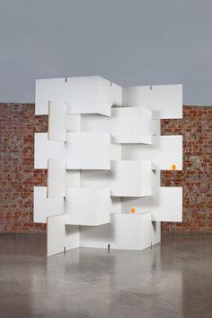 If Ikea Made Cardboard Furniture, I