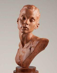 Richard MacDonald, Katherine Bust, Atelier