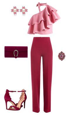 outfit монохром