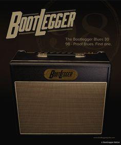 BootLegger Guitar Blues 30 Combo Tube Vintage Style Amplifier Combo