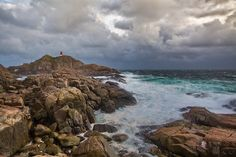"""Tore Heggelund - Lindesnes (The """"southest"""" point in the fastland Norway)"""