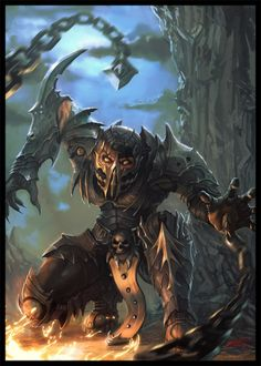 #Scorpion,  #Character, #FanArt, #Fantasy, #Games, #Mortal-Kombat, #Paintings & #Airbrushing